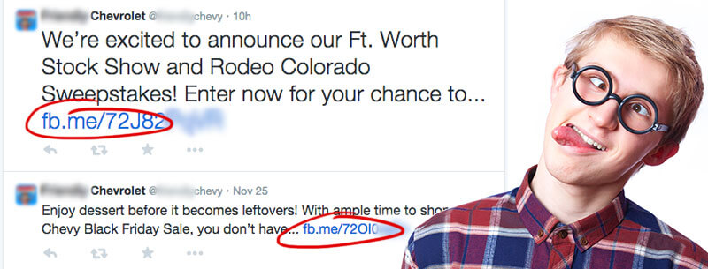 Don't tether Facebook to Twitter and cross-post