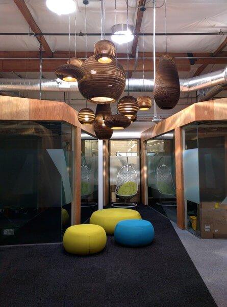 Google Ceiling