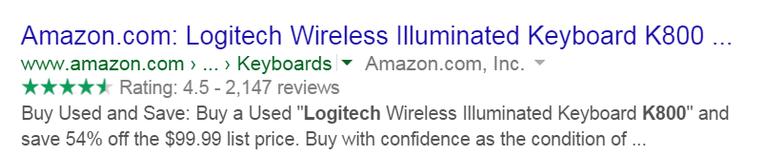 google-stars-green