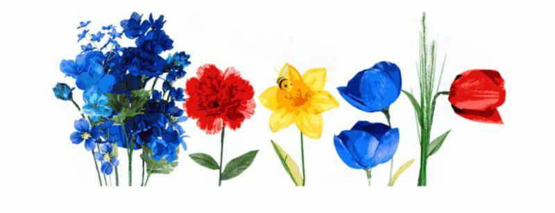 google spring logo