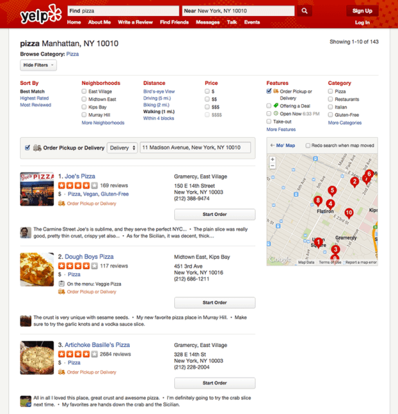 Yelp search2