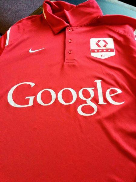 Google Soccer Jersey