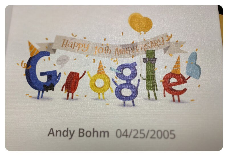 google-anniversary-shirt