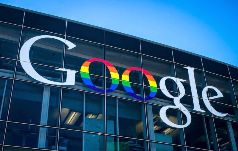 Google Gay Pride image