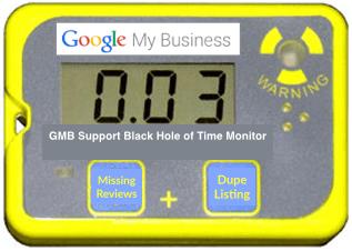 GMB Support Dosimeter