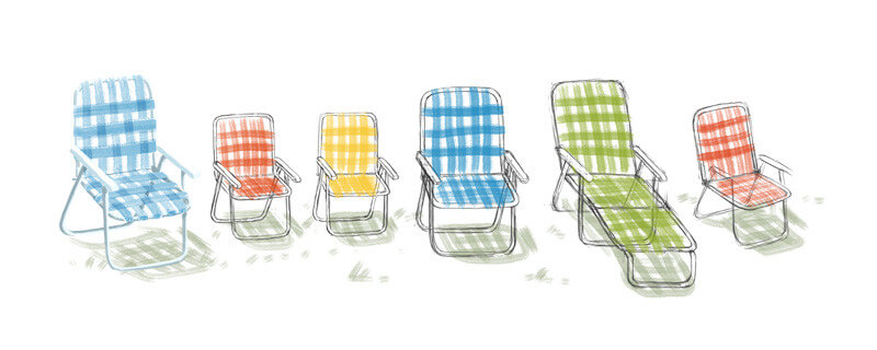 lawn chair google doodle 2015