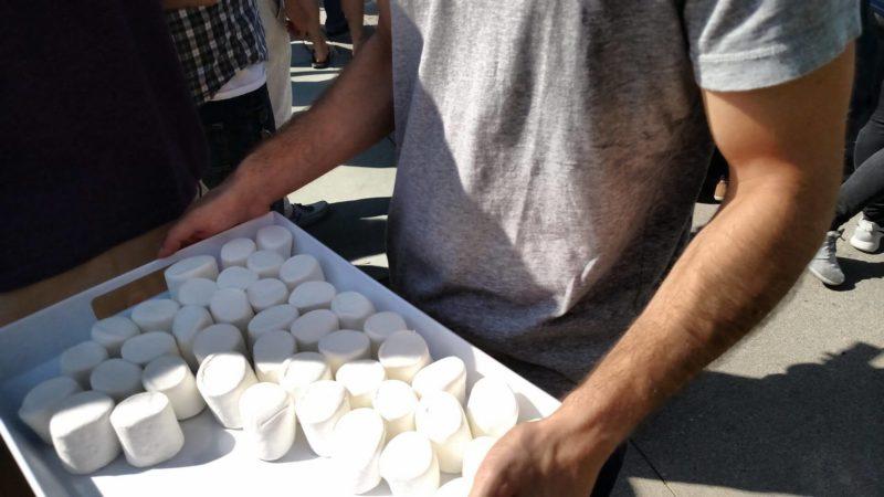 Real Marshmallows At Google