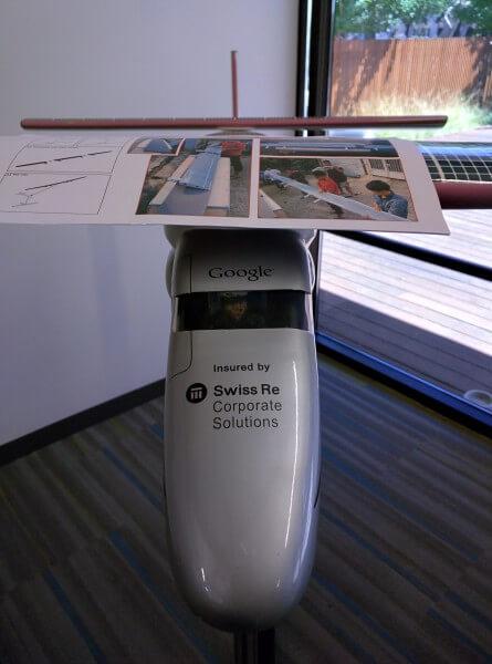 Google Solar Drone