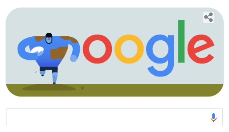 Google Rugby World Cup