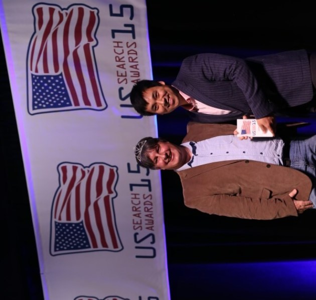 Larry Kim 2015 us search awards