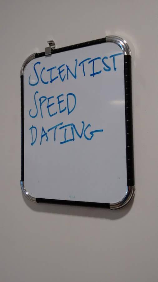 Google Speed Dating