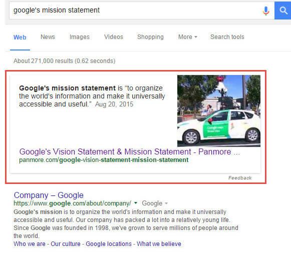 google-mission-statement-quick-answer