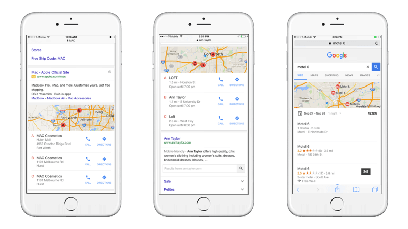 new-google-local-pack