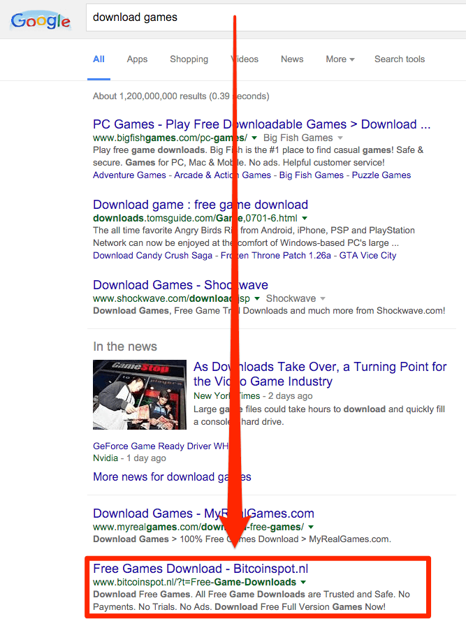 download games google