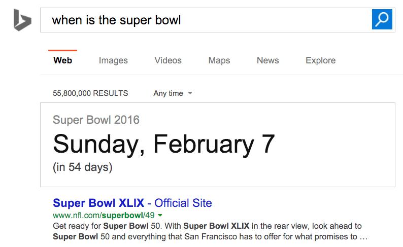 google s not sure