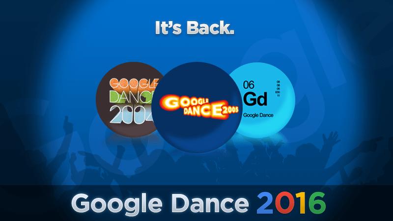 Google Dance 2016
