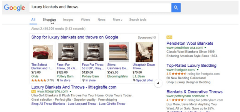 expandable product listing ads plas adwords - channeladvisor
