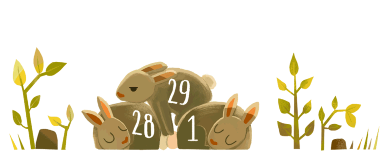 Google leap year feature image