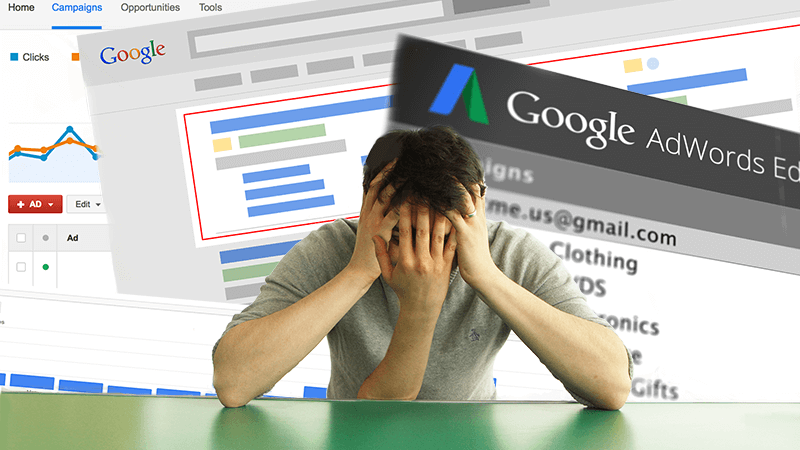 AdWords Mistakes