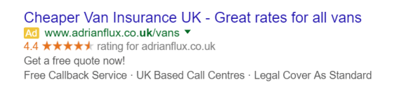 google-uk-yellow-ads