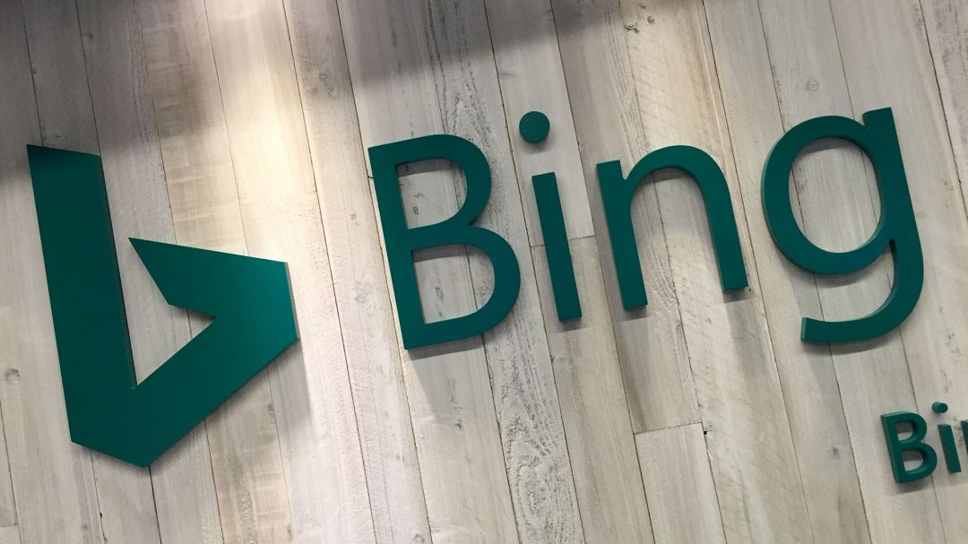 bing-logo-woodsign2-1920 'Bing spotlight' offers a news hub for information on evolving stories, powered by AI and human editors