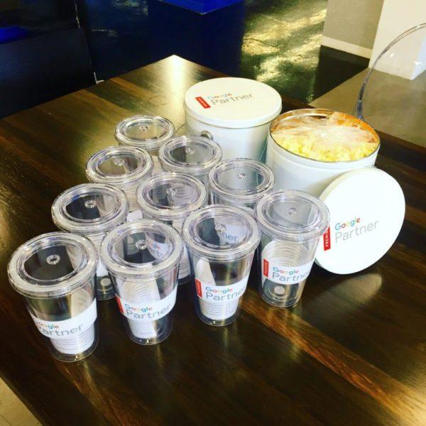 Google premier partner cups