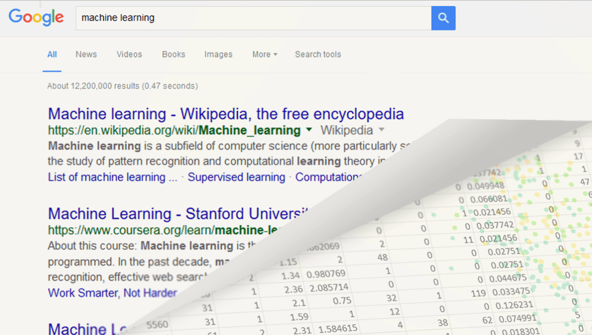 Google Prediction Machine Learning Experiment