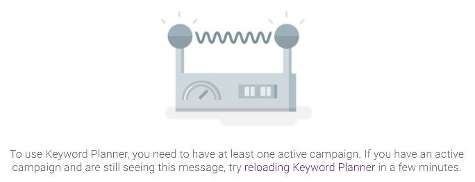 adwords-keyword-planner-error