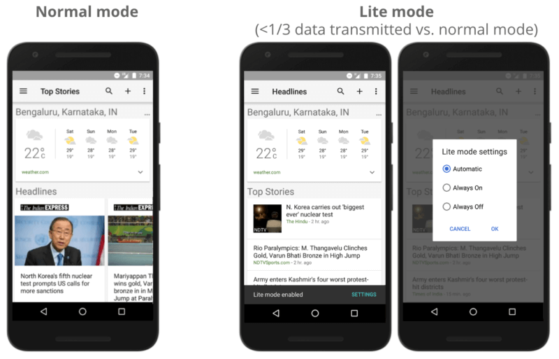 google-news-lite-mode