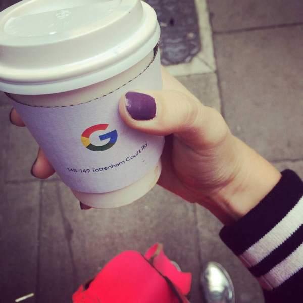 Google Search Coffee