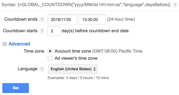 adwords-countdown-timer