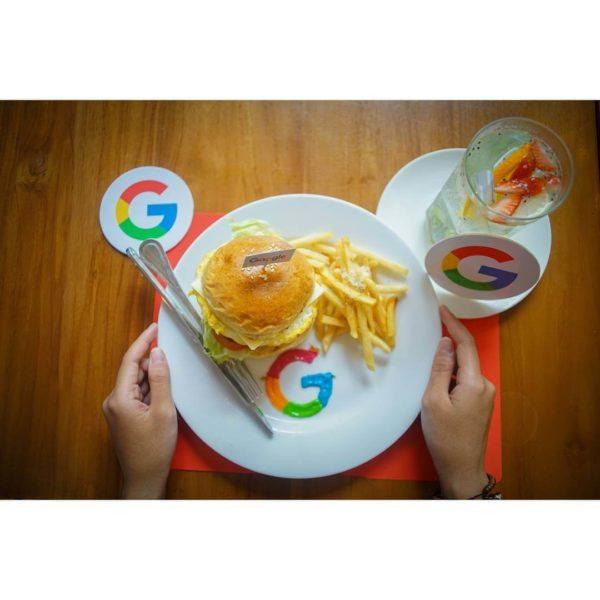 google-burger
