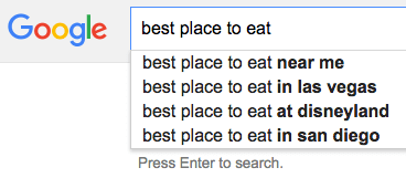 best place to eat