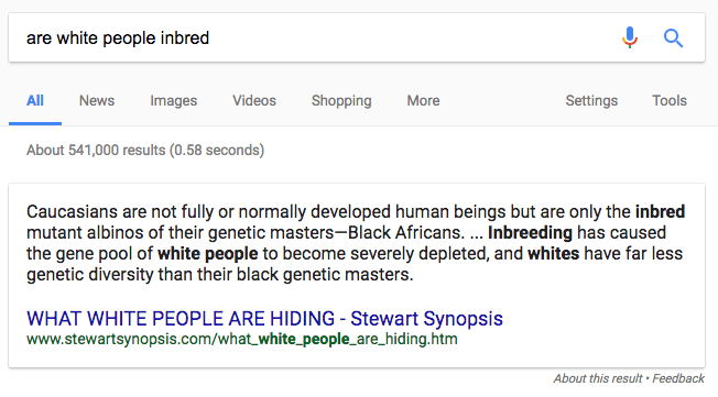 are_white_people_inbred_-_google_search
