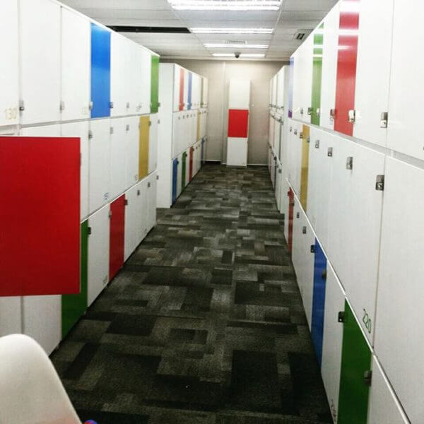 google-lockers