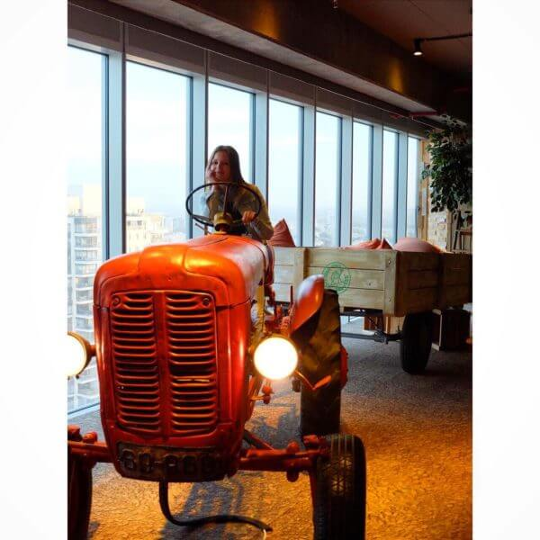 google-tractor