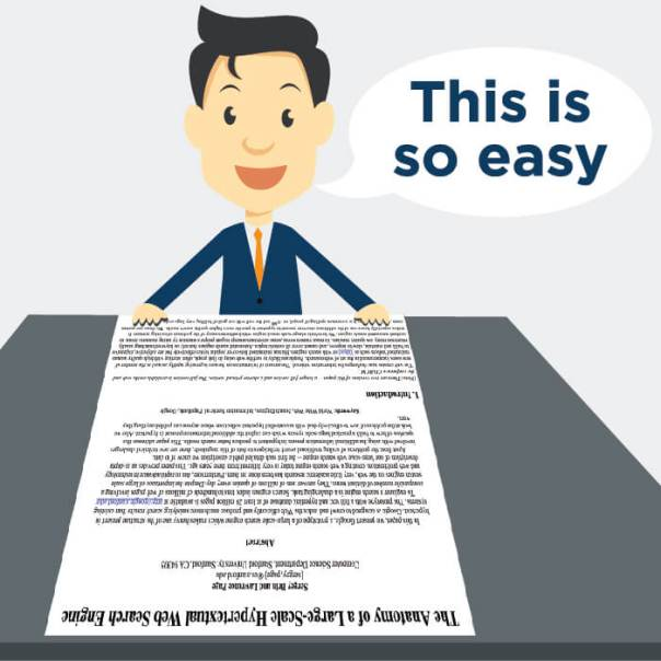 The PageRank Paper Made SEO Easy