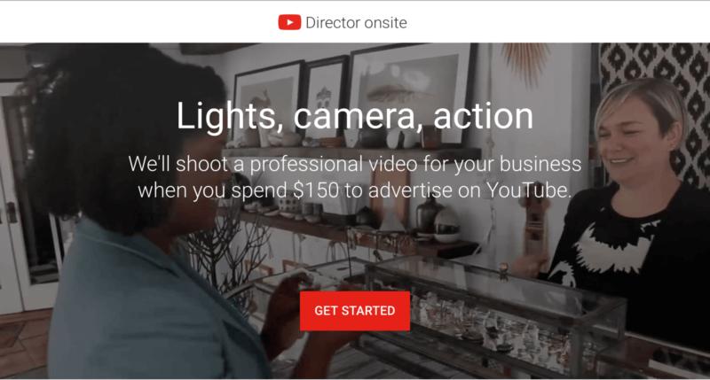 youtube director onsite hero