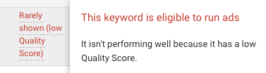 Say goodbye to low Quality Score with this Google Ads script 3