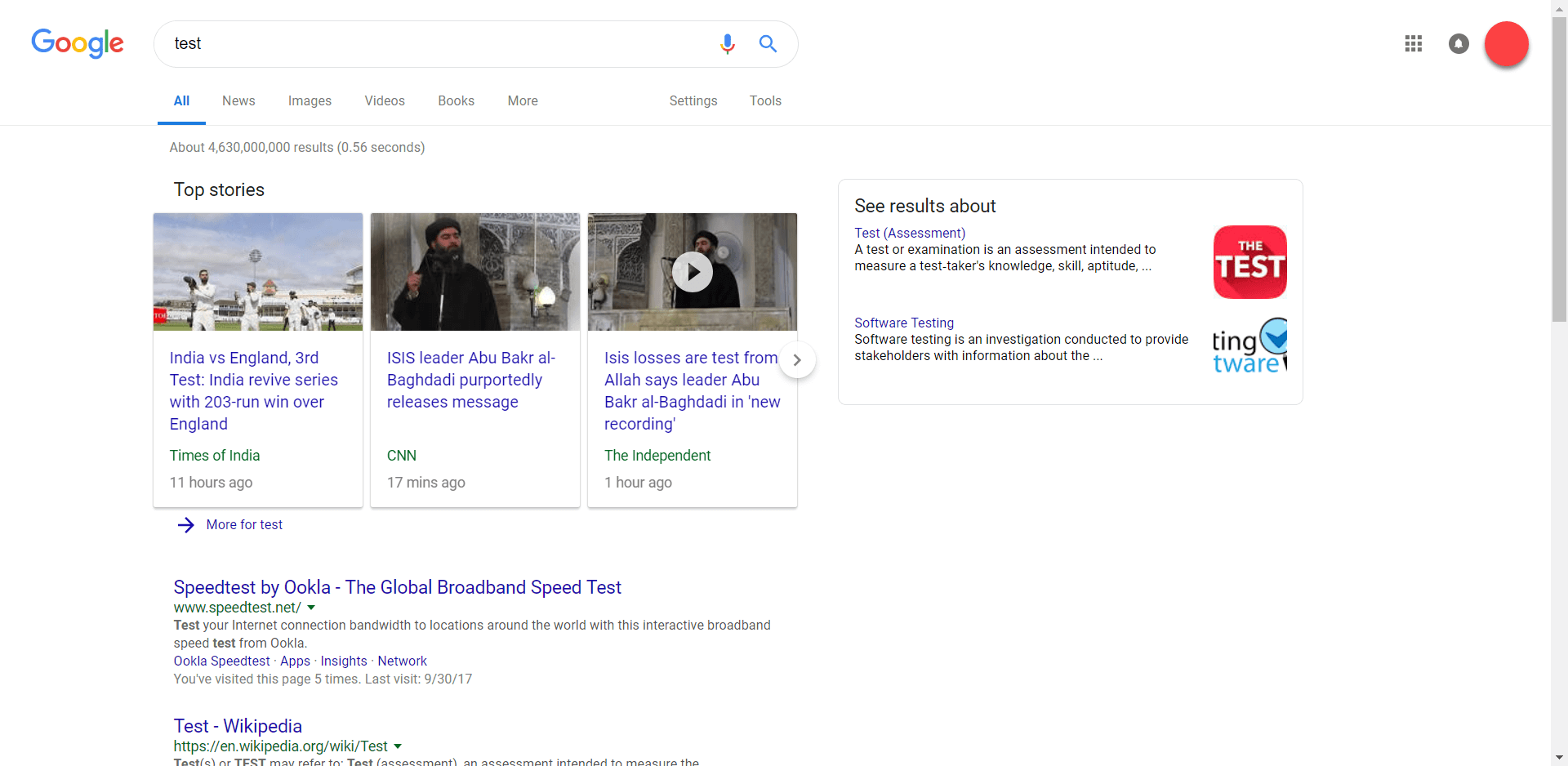 Google Confirms Testing New Search Results Design With