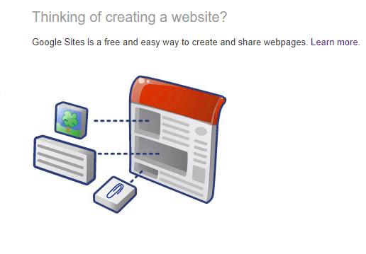 googlesites Theme Builder Layout