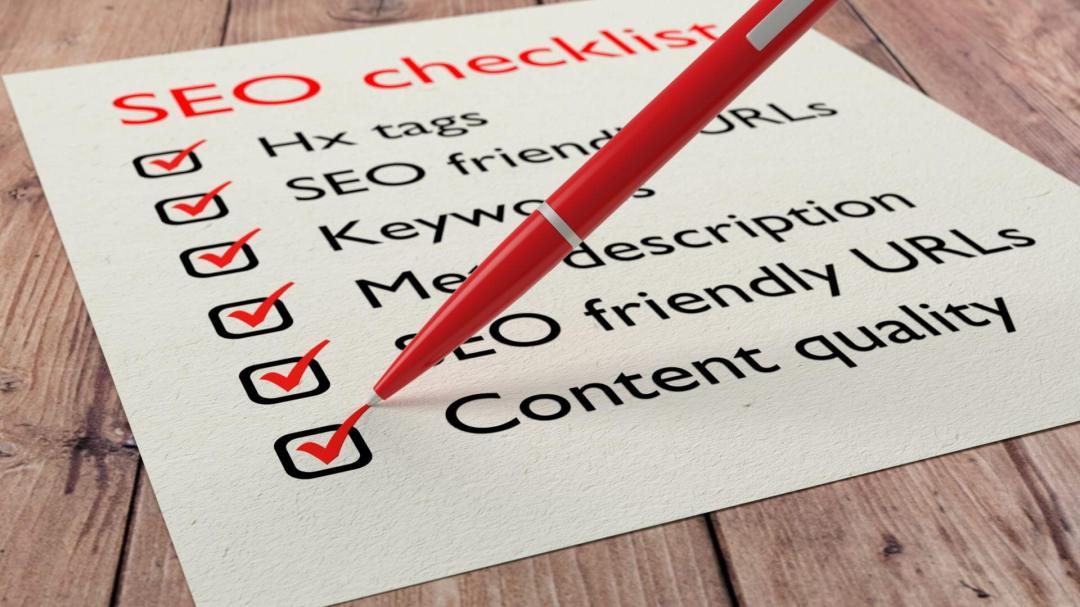 seo-checklist-checklist-content-checklist-shutterstock_536062237 A checklist: Important SEO points to cover in a content campaign