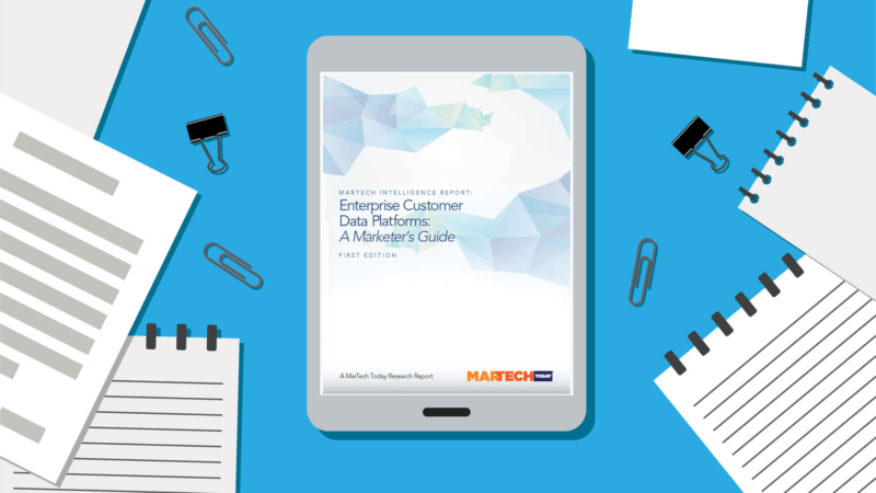 MIR-CDP-on-tablet-on-desk_277050071-ss-1920-800x450 New report from MarTech Today: Enterprise Customer Data Platforms: A Marketer's Guide