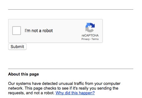 captcha Why isn't my fabulous content attracting quality links?