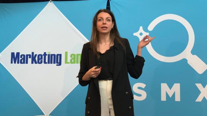 Olga Andrienko, head of global marketing for SEMrush