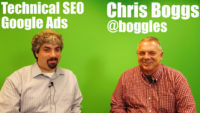 Video: Chris Boggs on experience in the SEM industry
