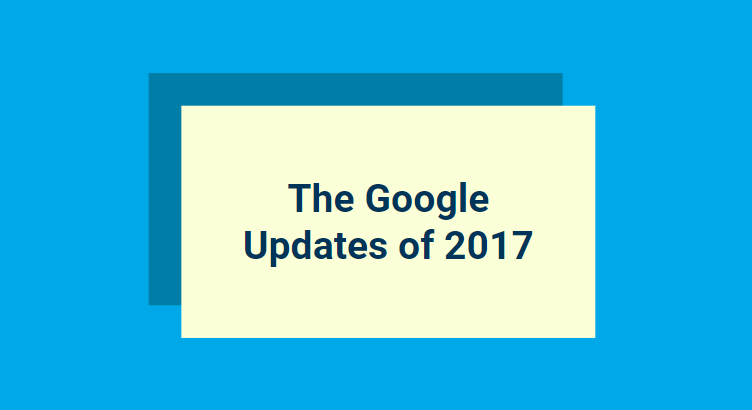 google updates of 2017