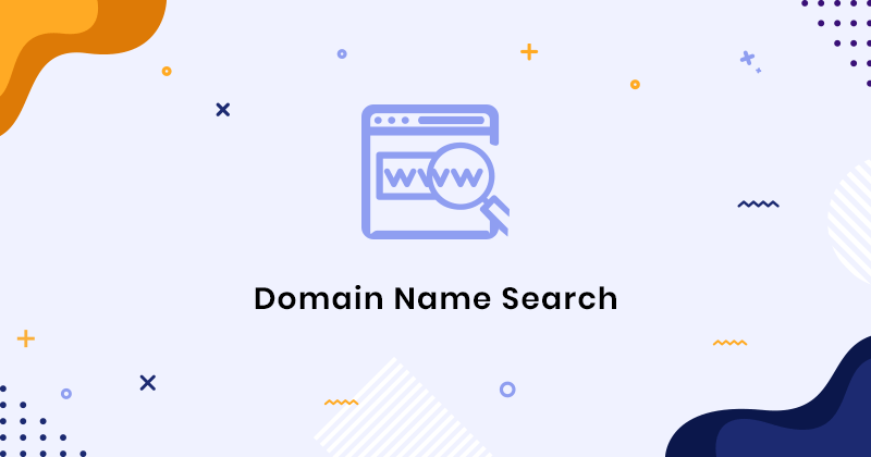 Domain Name Search - Check Domain Name Availability Free