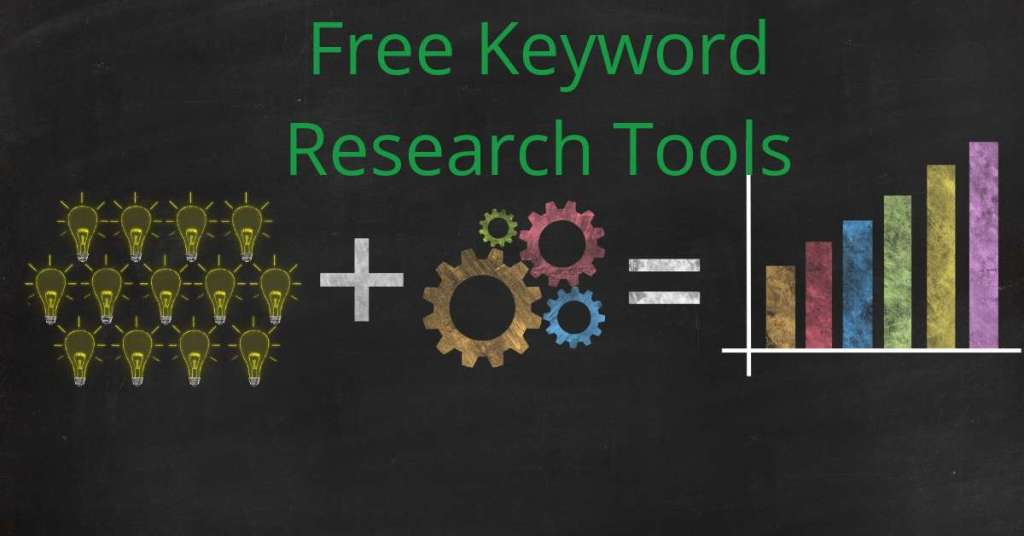 Free KW Research tools