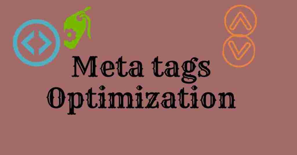 Meta tags SEO